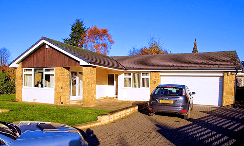 Bungalow near Henley, Oxfordshire